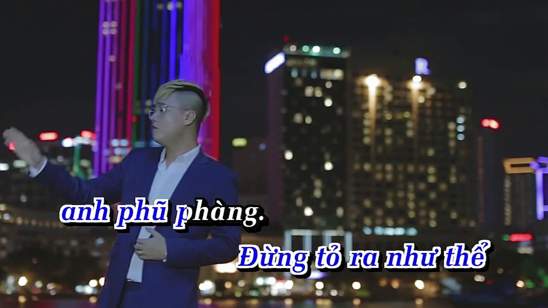 [Karaoke] Buộc Phải Quên Em - Vương Anh Tú [Beat]