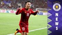 Highlights | Việt Nam 1-0 UAE | Quang Hải và các đồng đội nắm chắc ngôi đầu bảng | HANOI FC