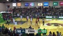 Naz Mitrou-Long Posts 28 points & 10 rebounds vs. Maine Red Claws