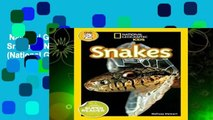 """National Geographic Readers: Snakes (""""National Geographic"""" Readers) (National Geographic Kids"""
