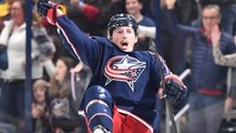 Werenski's PPG gives the Blue Jackets the overtime victory