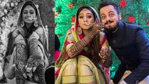 Mohena Kumari Wedding Unseen Pics | Mohena Shared Unseen Photos of her Marriage | Boldsky
