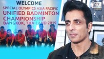 Sonu Sood Gives Financial Help To 6 Disabled Badminton Players
