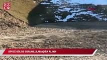 Dipsiz Göl'de sorumlular açığa alındı