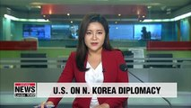 U.S. raises concerns about progress on N. Korea's denuclearization, GSOMIA termination