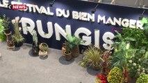 Festival du bien manger au Grand Palais : le marché de Rungis au cœur de Paris