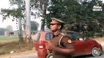 तबादले से नाराज पुलिसकर्मी ने दौड़कर की 45 किमी दूर थाने पहुंचने की कोशिश, बेहोश हुआ