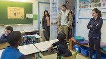La Minute Club : Thomas Meunier à l'École des Epinettes