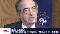 Equipe de France : Le Graët va rencontrer Deschamps pour une prolongation