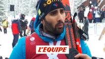 Fourcade «De gros points de satisfaction» - Biathlon - Sélection norvégiennes