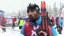"""Biathlon : Fourcade assure pouvoir """"se battre au meilleur niveau international"""""""