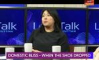 Let's Talk: Domestic Bliss - When the Shoe Dropped
