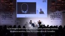 Vogue Fashion Festival 2019 - Le processus de création d'un bijou Dior Joaillerie