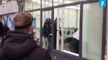 Gilets jaunes : deux policiers attaqués dans une laverie