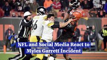 Reactions To The Myles Garrett Incident