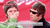 Liam Gallagher Enjoys Brothers New Music