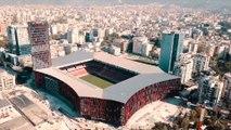 Le stade flambant neuf que vont inaugurer les Bleus contre l'Albanie