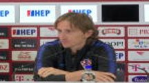 "Euro 2020 - Modric : ""Si on se qualifie, on aura une grande équipe pour l'Euro"""
