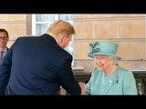Pourquoi la reine Elizabeth II va encore recevoir Donald Trump à Buckingham dans quelques jours