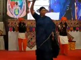 Smriti Irani Dance with Sword