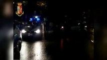 Torino - Malamovida, controlli in piazza Santa Giulia. 3 arresti (16.11.19)