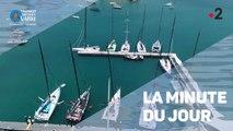 TRANSAT JACQUES VABRE - Minute du jour France Télévisions - 16 /11/2019
