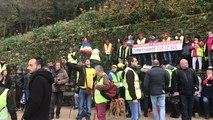 Gilets jaunes Manifestation