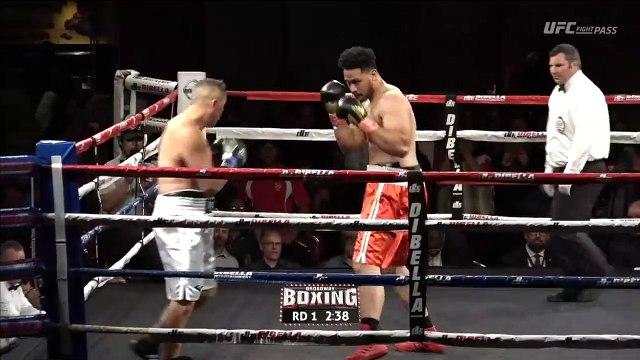 Junior Fa vs Devin Vargas (15-11-2019) Full Fight