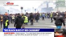 Gilets jaunes: 46 interpellations à Paris (2/2) - 16/11