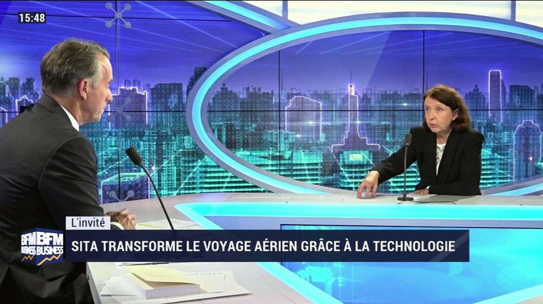 Sita transforme le voyage aérien grâce à la technologie – 16/11