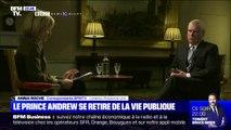 """Affaire Epstein: le prince Andrew, second fils d'Elizabeth II met """"fin à ses engagements publics"""""""