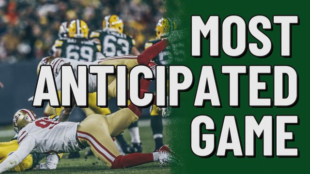 Geoff cant wait for Packers-49ers | Stacking the Box