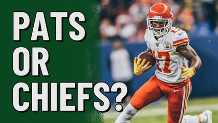 Would Ravens rather see Pats or Chiefs? | Stacking the Box