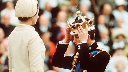 The True Story of Prince Charles's Investiture