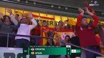 Coupe Davis : Sérieux, Nadal emmène l'Espagne en quarts !