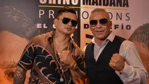 Chino Maidana vs. Acero Cali supported by WKN