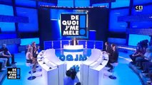 Regardez les 3 premières minutes de la nouvelle version du talk-show d'Eric Naulleau diffusé désormais le samedi soir sur C8 à 23h