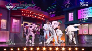 BTS Boy With Luv Comeback special stage mnet BTS B