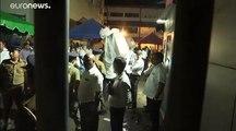 غاوتابايا راجاباكسا يعلن فوزه في الرئاسيات السريلانكية