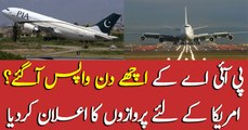 PIA announces direct flights to the USA