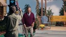 UM AMIGO EXTRAORDINÁRIO Filme - Tom Hanks, Wendy Makkena, Matthew Rhys