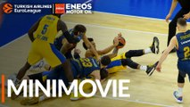 ENEOS Mini-Movie: Turkish Airlines EuroLeague Regular Season Round 8