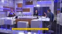 """Forte mobilisation sociale attendue le 5 décembre : le patron de LREM convaincu """"que la majorité tiendra"""""""