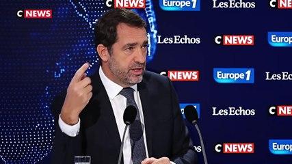Christophe Castaner - Europe 1 & CNews dimanche 17 novembre 2019