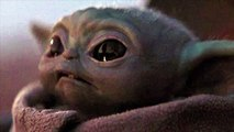 BABY YODA is the cutest thing ever - Star Wars The Mandalorian