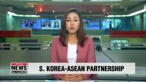 S. Korea hopes to paint clearer picture for partnerships with ASEAN through 2019 ASEAN-KOREA Commemorative Summit