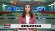 S. Korea, Japan fail to achieve a breakthrough on GSOMIA