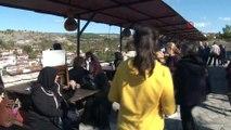 Safranbolu'ya turist yağdı... 10 ayda 1 milyondan fazla turist geldi
