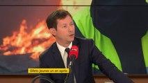 """François-Xavier Bellamy dénonce l'absence de réponse de l'État face aux casseurs : """"C'est toute notre démocratie qui est en recul. Il n'y a pas de démocratie et de liberté lorsqu'il n'y a pas d'ordre public"""""""