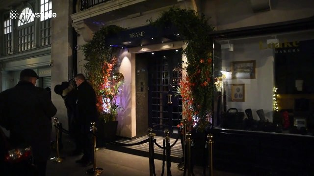 London's Tramp nightclub after Prince Andrew interview about Jeffrey Epstein